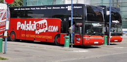 Kierowca zatrzymał autobus, bo... skończył pracę