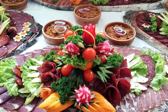Hrana na svadbama