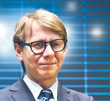 Michał Cieciórski, Wiceprezes Zarządu Giełdy Papierów Wartościowych w Warszawie