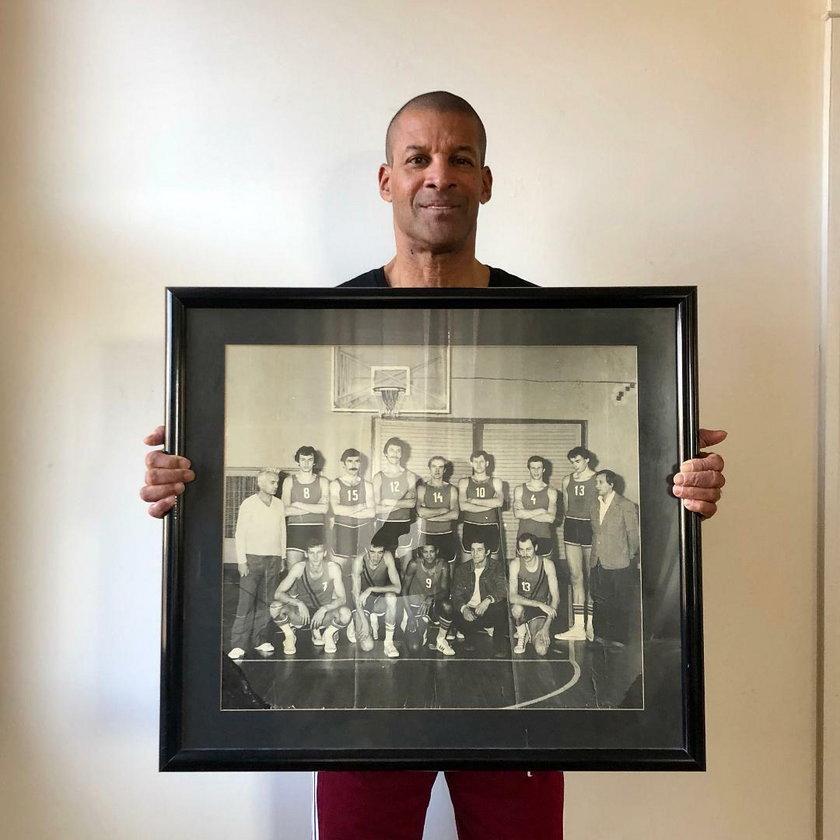 Kent Washington od razu stał się ulubieńcem kibiców Startu Lublin. Dzięki Amerykaninowi frekwencja na meczach tej drużyny poszła w górę