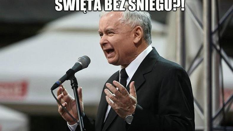 """Jak widać Jarosław Kaczyński ma problem, by przestawić się z powtarzanego od lat """"wina Tuska"""", na """"winę Kopacz""""."""