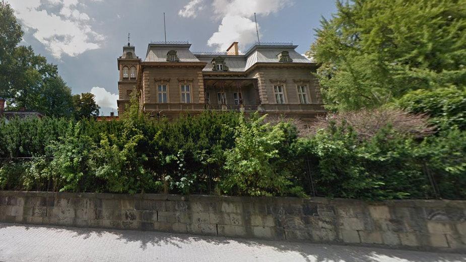 Willa Sixta (fot Google Street View)