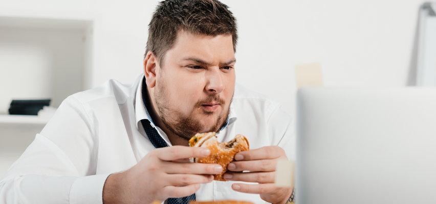 Przejadanie się NIE jest jedyną przyczyną otyłości? To co za nią odpowiada?