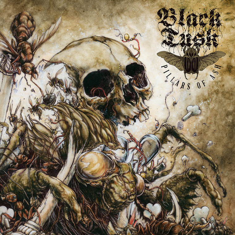"BLACK TUSK – ""Pillars Of Ash"""