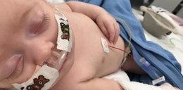 Bohater z supermarketu uratował życie maluchowi