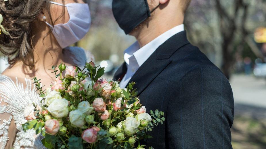 Nowe zalecenia ws. organizacji wesel już w tym tygodniu