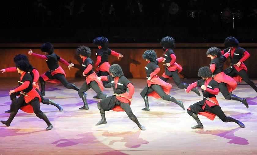 Wielkie taneczne show Narodowego Baletu Gruzji na MTP
