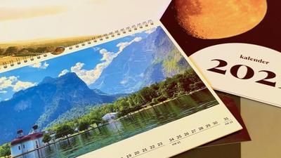 Fotokalender bestellen oder basteln: Gut & günstig ab 9 Euro
