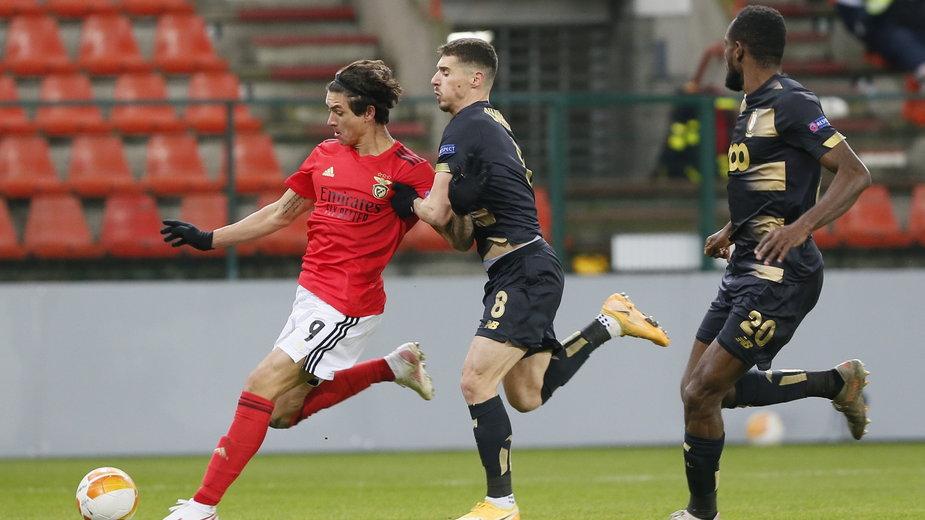 Standard Liege - Benfica Lizbona