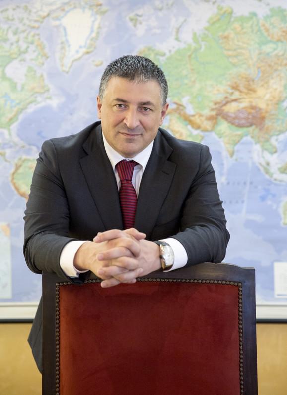 Predsednik Radničkog Ivica Tončev
