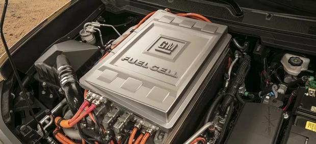 Ogniwo paliwowe nie zajmuje wiele miejsca pod maską samochodu