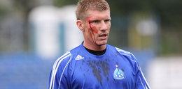 Piłkarze Ruchu walczą od krwi