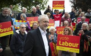 Corbyn: Jesteśmy politycznym mainstreamem w Wielkiej Brytanii