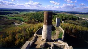 Był zamek, nie ma zamku! Poznajesz te ruiny? [QUIZ]