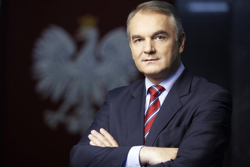 Waldemar Pawlak i jego miłość.