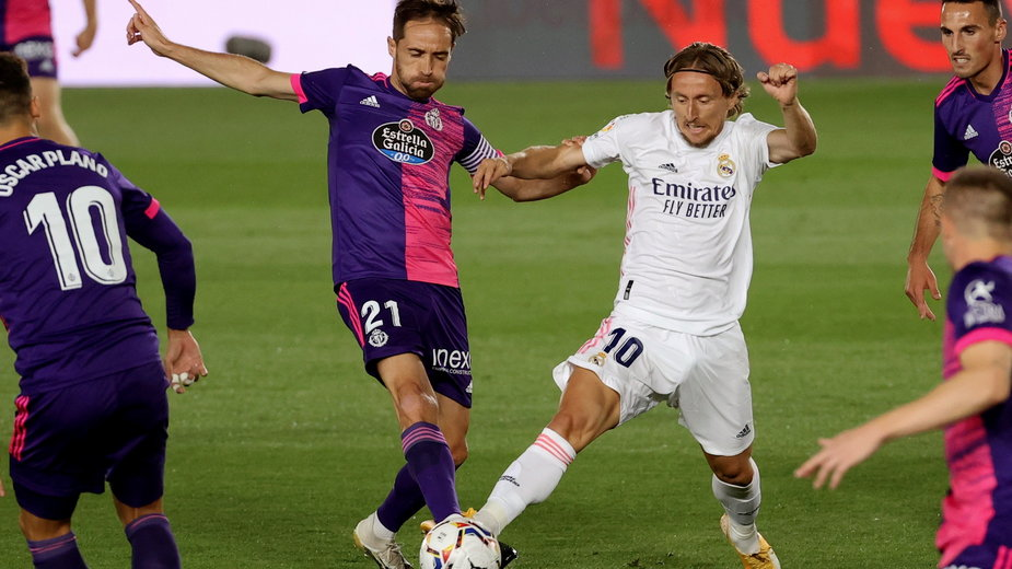 Real Madryt - Real Valladolid