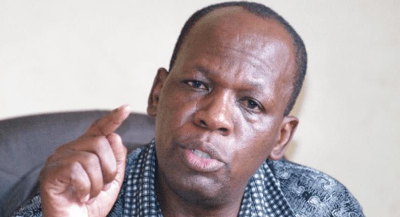 Juja MP Francis Munyua is dead