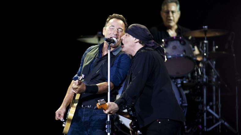 Bruce Springsteen był największą gwiazdą Roskilde Festival 2012