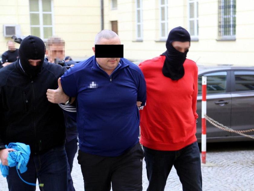 Groził Kaczyńskiemu i Kwaśniewskiemu?