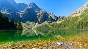 Czyste Tatry: Wolontariusze znieśli 280 kilogramów śmieci z gór
