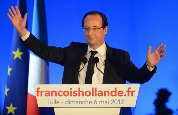 Oland: Današnji dan je novi početak za Francusku i Evropu