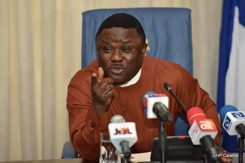 Cross River State governor, Ben Ayade, is another Nigerian governor that has won another four-year term
