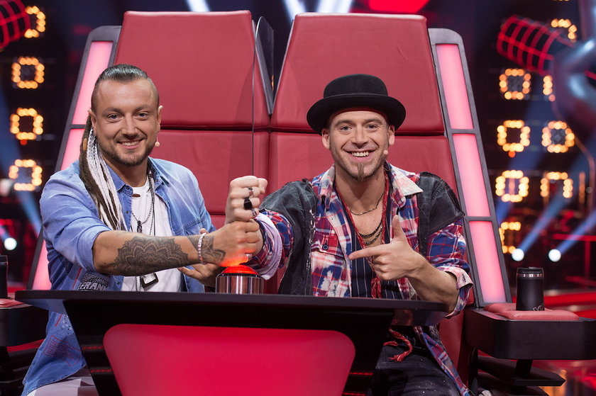 "Tomson i Baron w ""The Voice Kids 4"""