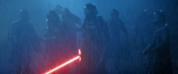 The Knights of Ren, în frunte cu Kylo (foto: youtube.com)