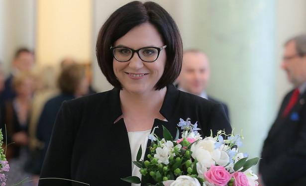 Rada nadzorcza PZU SA powołała w poniedziałek Małgorzatę Sadurską do zarządu spółki