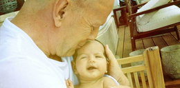 57-letni gwiazdor chwali się czwartą córką