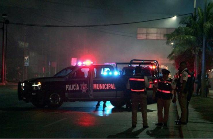 Meksiko policija EPA Alonso Cupul