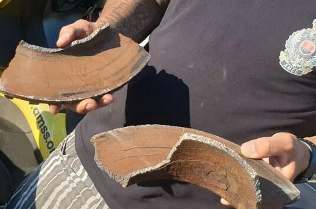Opasni predmeti pronađeni su na deonici Ražanj-Niš