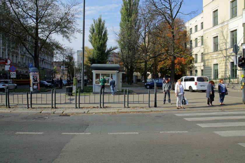 Skwer przy ul. Zielonej