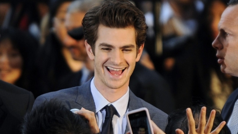 Andrew Garfield to nowy Spider-Man