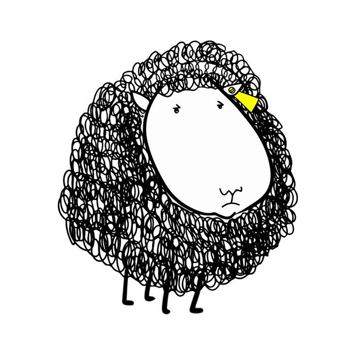 Crna ovca je pravo blago svake porodice