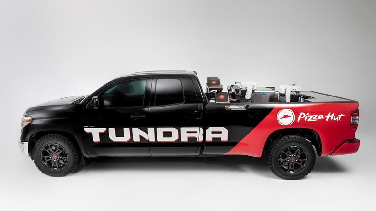 Wodorowa Toyota Tundra