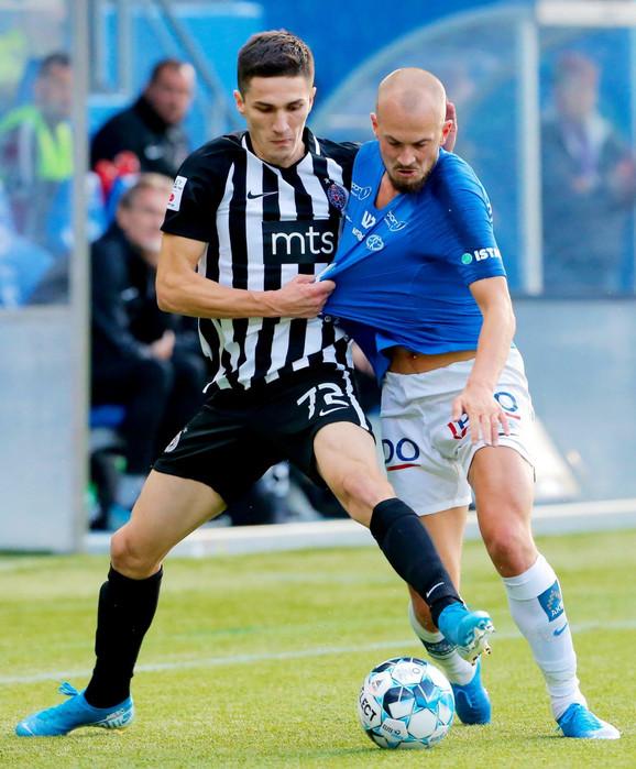 FK Partizan, FK Molde