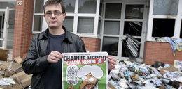 Francja: Podpalono redakcję za kpiny z islamu