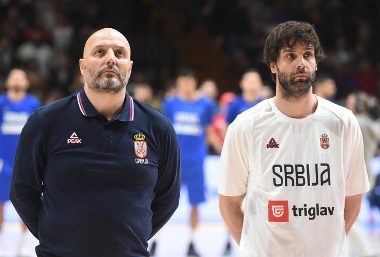 Aleksandar Đorđević, Miloš Teodosić