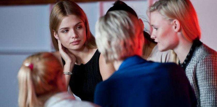 """Żenada! Laski z """"Top model"""" obgadały Anię, bo jest..."""