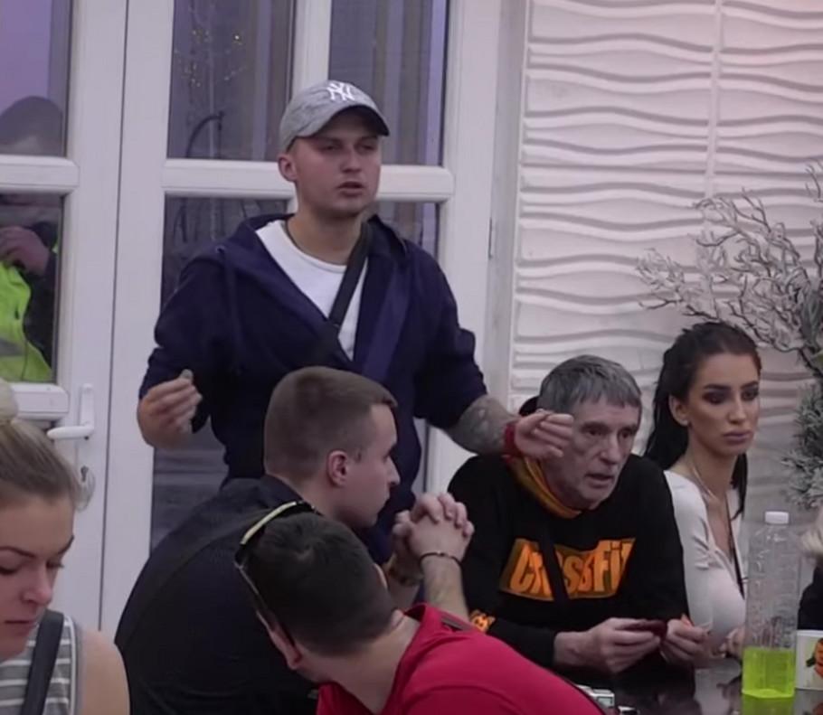 Stefan Karić javno pred kamerama priznao da je bio u vezi sa Anom Korać! (SNIMAK)