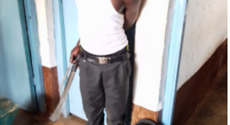 Form 2 student arrested in Kisii county after attempting to hack deputy principal