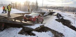 Trzęsienie ziemi na Alasce. Duże zniszczenia