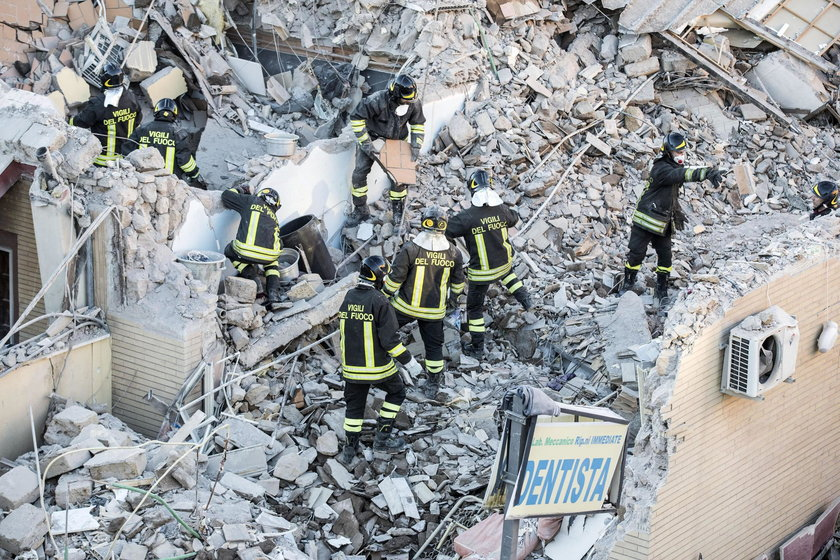 Potężna eksplozja gazu. Zginęła matka i córka