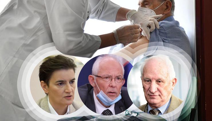 vakcinisanje poznati RAS Milan Ilic Tanjug Slobodan miljevic