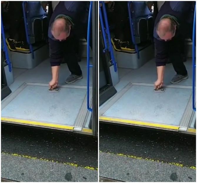 Da li ste znali čemu služi ovaj otvor na podu autobusa