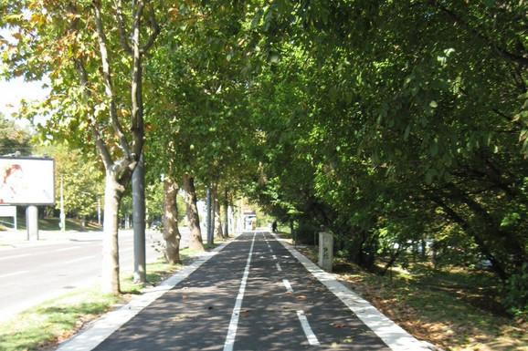 U planu gradnja još jedne biciklističke staze na Novom Beogradu