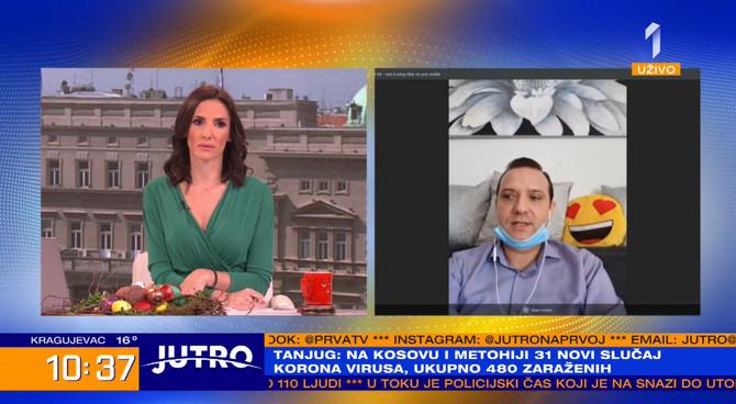 Doktor iz Ćuprije o simptomima korona virusa