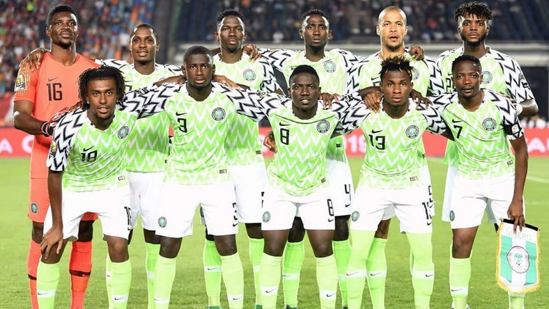 Super Eagles of Nigeria performed well to beat South Africa 2-1 in an AFCON2019 quarterfinal clash (Getty Images)