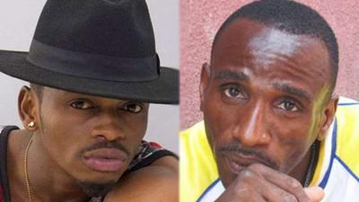 Diamond declines to address drama surrounding his paternity